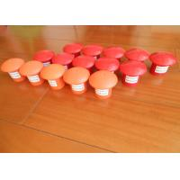 Wholesale Construction 8 - 32mm Plastic Mushroom Rebar Cap For Protecing Worker from china suppliers