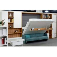Quality Vertical Transformable  Modern Murphy Beds Wall Beds with Linked Sofa for sale