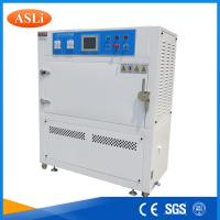 Wholesale CE 280 ~ 400nm UV  Aging Testing Chamber With N/A Irradiance Range 30 ~ 70°C BPT from china suppliers