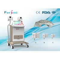 Wholesale factory offer 4 Handles vacuum fat freezing cryo lipolysis weigh loss device for salon from china suppliers