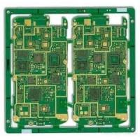 Wholesale Multilayer Custom lead free 4 layer PCB Boards with HASL and for Digital TV from china suppliers