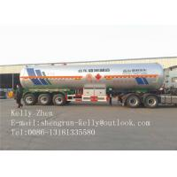 Wholesale DN 25 mm LPG Semi Trailer With Liquefied Petroleum Gas Transport Tanks from china suppliers