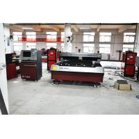 Quality High Reflection CNC Stainless Steel Laser Cutting Machine For Process Metal for sale