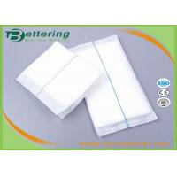 Wholesale Surgical Sterile Abdominal Pad Wound Dressing Absorbent Non woven Abdominal Pad for wound care from china suppliers