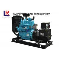 Wholesale 50kVA 40kw 3 Phase Open Diesel Generator , Water Cooling Diesel AC Generator from china suppliers