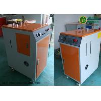 Quality Electricity / Oil Fired Steam Generator 9kw , Vertical Small Water Tube Steam Boiler for sale