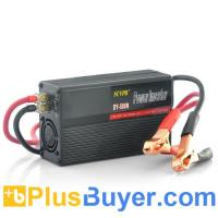 Wholesale 500W Power Inverter With Battery Cables (AC 220V Output, USB Port) from china suppliers