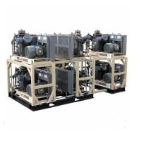 Wholesale Three Stage Reciprocating Compressor High Pressure Diving Compressor for Juice Line from china suppliers