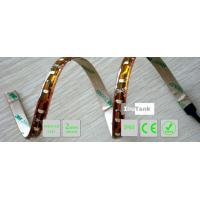 Wholesale Waterproof LED strip light with 3M tape on the back drive DC12V from china suppliers