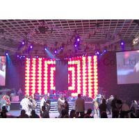 Wholesale Ultra Thin Stage Background 	stadium hanging led display HD P4 Light from china suppliers
