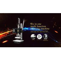 Wholesale six in one hot foil satmping bronzing machine from china suppliers