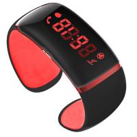 Wholesale Red OLED Screen Bluetooth Smart Watches Handsfree Call SMS Reminder from china suppliers