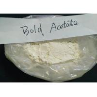 Wholesale Boldenone Acetate Raw Steroid Powders White High Purity CAS 2363-59-9 from china suppliers