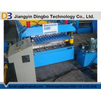 Wholesale Roof Tile Corrugated Roll Forming Machine Color Steel Plate , 380V 50Hz from china suppliers