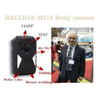 Wholesale 4G GPS Police Body Worn Camera Support LIve checking from PC & Mobile Phone from china suppliers