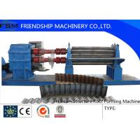Wholesale 0.5mm—6mm,7.5KW Steel Tile Corrugated Sheet Roll Forming Machine For Exhibition Center from china suppliers