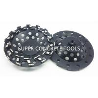 Buy cheap 180mm Z Seg Metal Bond Diamond Concrete Floor Cup Wheels For Hand Held Polishers from wholesalers