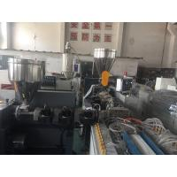 Wholesale PE / PP / WPC Extrusion Line For Garden Chair Wood Plastic Composite Board from china suppliers