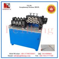 Wholesale TZ-12 Straightening Machine by feihong heater machinery from china suppliers