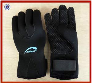 China 3 mm Neoprene Scuba Diving Snorkeling Spearfishing Water Sport Gloves on sale