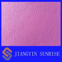 Wholesale Custom PU Embossed Faux Leather Fabric Upholstery Car Seats Leather from china suppliers
