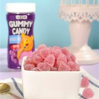 Wholesale Antioxidant Grape seed Pectin Gummy Vitamins , Jelly Gummy Bear 200g Bottle from china suppliers