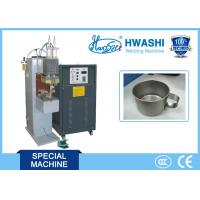 Wholesale CE Standard Capacitor Welding Machine , Cup Handle Stainless Steel Spot Welder from china suppliers