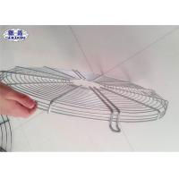 Wholesale Stainless Steel Ceiling Fan Guard Industrial Net Cover In White Color from china suppliers