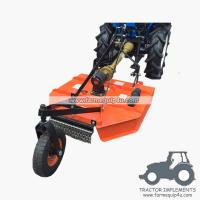 Wholesale 4RCM - 3Point Tractor Mounted Rotary Cut Mower with PTO shaft driven CE Approved from china suppliers
