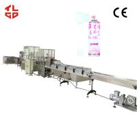 Wholesale Automatic Vacuum Crimping Air Filling Machine for Fresh Air / Oxygen Gas Filling from china suppliers
