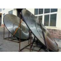 Wholesale 2982mmx9 mining cutting quality 75Cr1 circular diamond saw blank and steel core from china suppliers