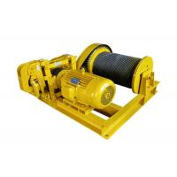 Wholesale Electronic Control High Speed Electric Winch Machine Overload Protection from china suppliers