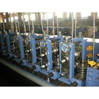 Wholesale Galvanzied Steel Tube Making Machine With High Frequency Welding from china suppliers
