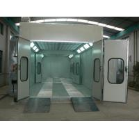 Cheap car paint room auto spray painting booth oven one for How to spray paint a room
