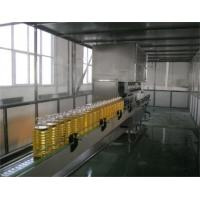 Rotary / Linear Filling Machine For Plastic Bottle Cooking Oil  Stainless Steel Material