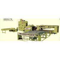 Wholesale Fiber Cotton Wadding Production Line Auto Quilt Filling Line 1 Year Warranty from china suppliers