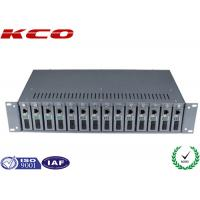 Wholesale Fiber Optic Media Converter Rack Mount from china suppliers