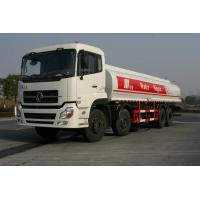 Wholesale Dongfeng 8x4 310HP Carbon Steel Crude Oil Transportation Trucks 24500L from china suppliers