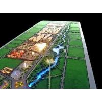 Wholesale City Planning Layout Architectural Model Maker , Arcylic City Layout Model from china suppliers