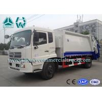 Wholesale Multifunctional Arm Roll Garbage Compactor Trucks , Refuse Collection Vehicle from china suppliers