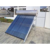 Wholesale 45 Degree Compact Solar Water Heater , 20 Tubes Vacuum Tube Solar Collector from china suppliers