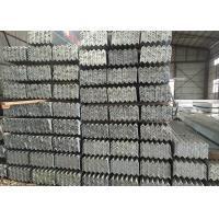 Wholesale S355JR Material Mild Steel Angle Bar With Hot Rolled Heating / Drilling Hole from china suppliers