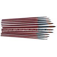 Wholesale Nylon Hair Painting Brush Set from china suppliers