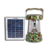 Wholesale Portable LED Solar Camping Light/Solar Lanterns (PPL6/5-3A) from china suppliers