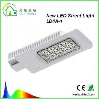 Wholesale Waterproof 30W LED Street Light Lightning Protection Standard, CE RoHS 50 / 60 Hz from china suppliers