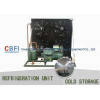Quality Fruits Vegetables Cold Room Refrigeration / Walk In Freezer And Refrigerator for sale