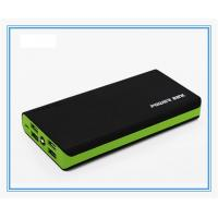 Wholesale 3A 15600mAH Multifunction Charger , Smartphone Power Bank External Battery from china suppliers