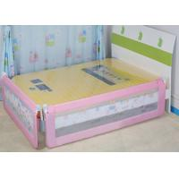 Wholesale Pink Safe Sleeper Guard Rails For Full Size Bed / Youth Bed Rails Safety from china suppliers