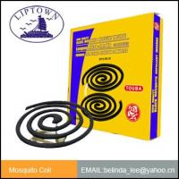 China 140 mm black no smokeless mosquito coil on sale