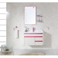 Wholesale 2015 New Design Single Basin Wall Hung  Washroom Cabinet and Part from china suppliers